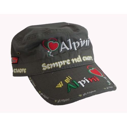 Cappello Donna Alpini