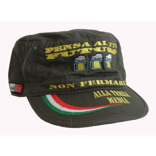 Cappello 3° Media Alpini
