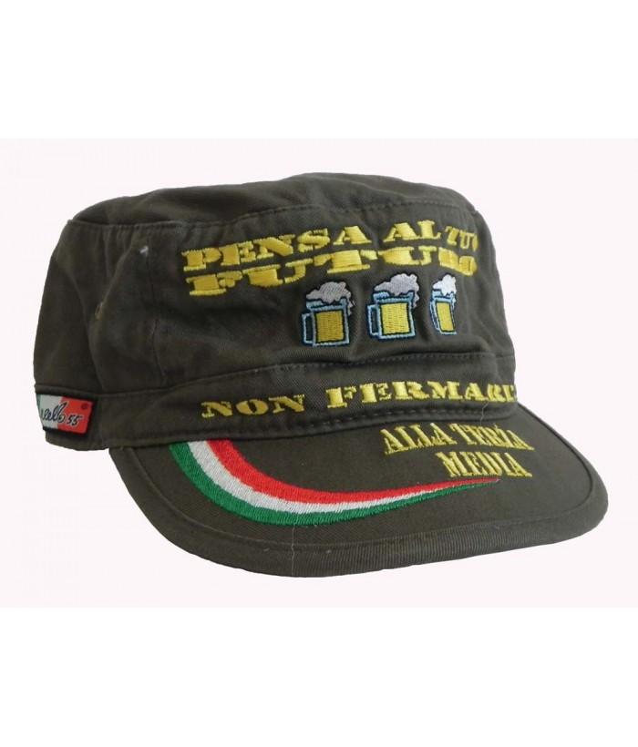Cappello Terza Media Alpini 28f6ebcea465