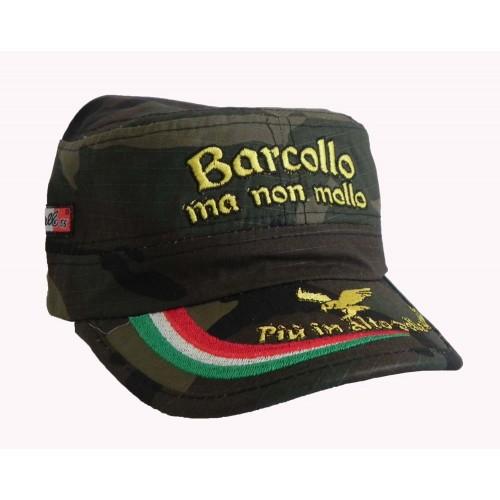 Cappello Mimetico Barcollo Alpini