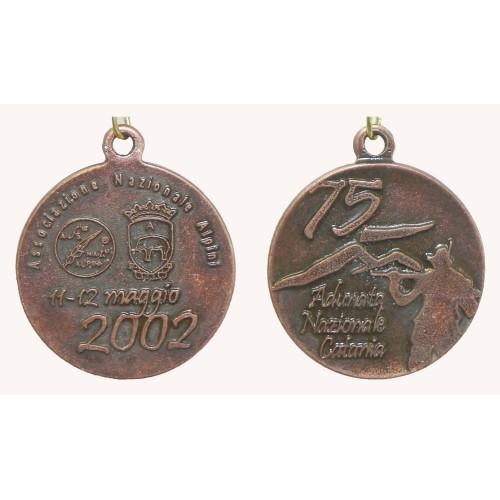 Medaglia Adunata Catania 2002