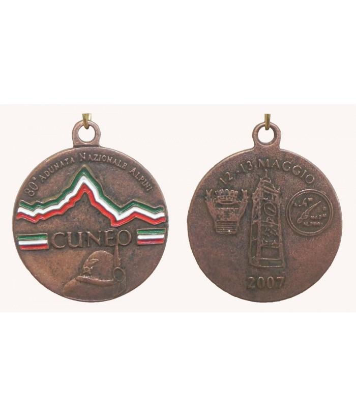 Medaglia Adunata Cuneo 2007