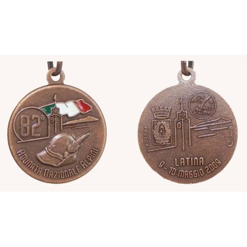Medaglia Adunata Latina 2009