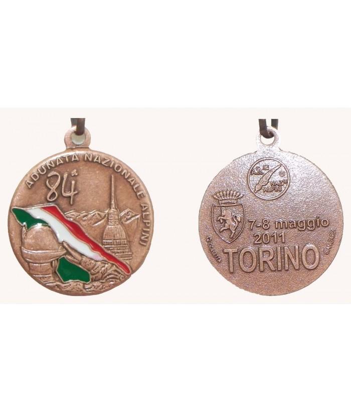 Medaglia Adunata Torino 2011