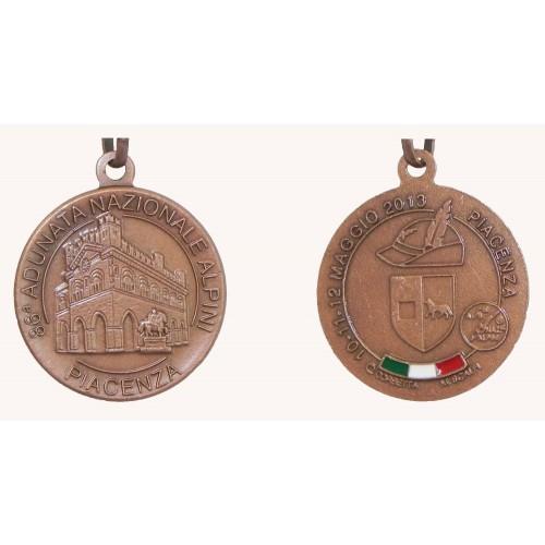 Medaglia Adunata Piacenza 2013