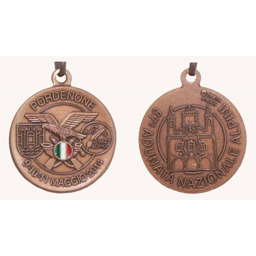 Medaglia Adunata Pordenone 2014