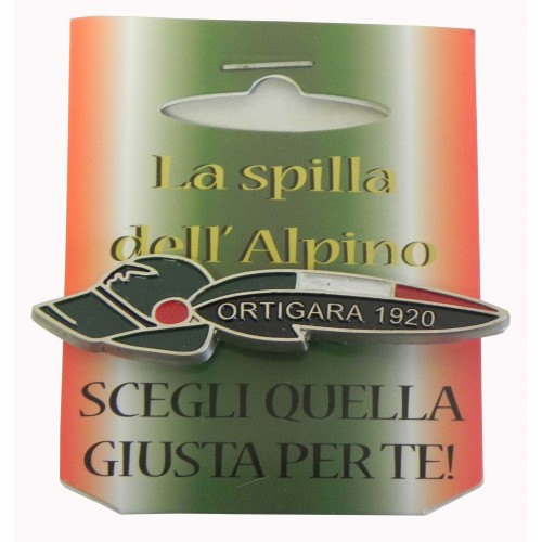 Spilla Adunate Alpini