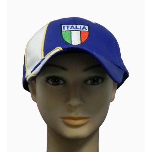 Cappello Visiera Italia