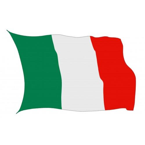 Bandiera Italia 150x220 cm.