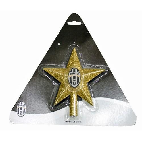 Puntale per di Natale Juventus
