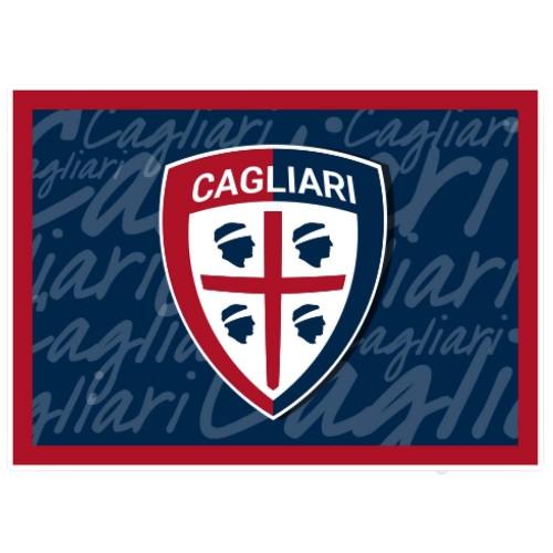 Bandiera Blu Cagliari 100x140
