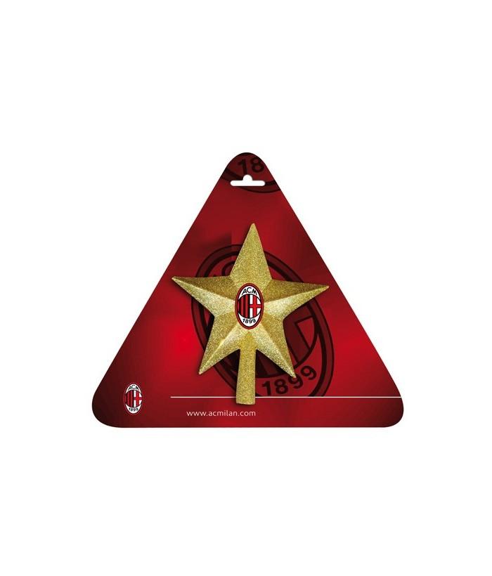 Puntale Albero di Natale Milan