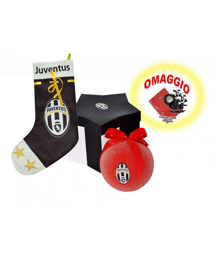 Set Natale Juventus - www.maglieseriea.it