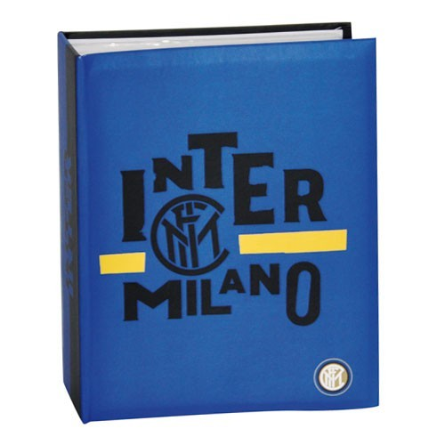 Album Portafoto blu Inter