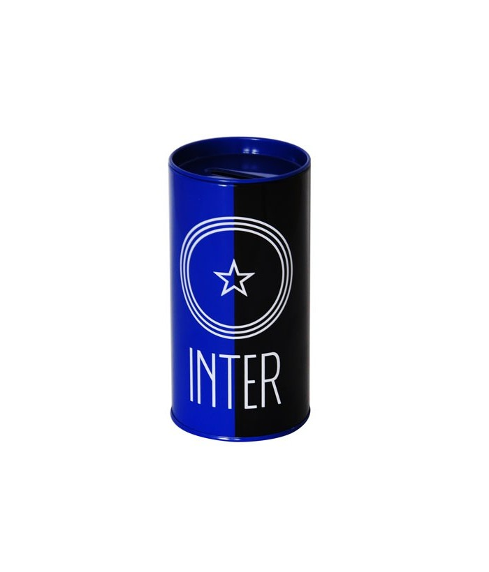 Salvadanaio Cilindro Inter