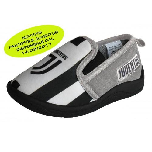 Pantofole Bimbo Bianconere Juventus