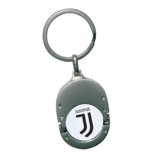 Portachiavi Moneta Carrello Juventus