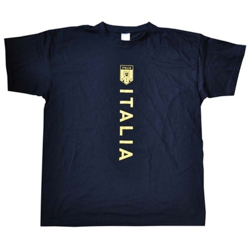 T-Shirt Adulto Blu Italia