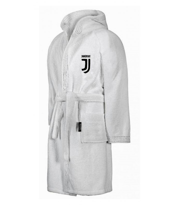 Accappatoio Spugna Bambini Juventus