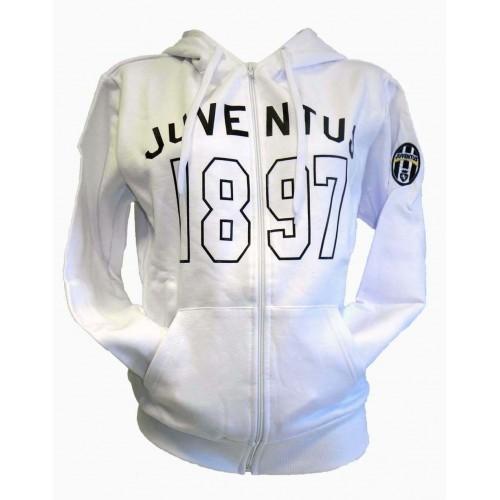 Felpa Bimbo Bianca Juventus 1897