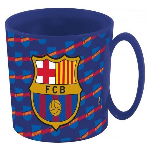 Tazza Mug in Plastica FC Barcellona