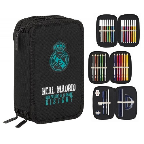 Astuccio Triplo Real Madrid