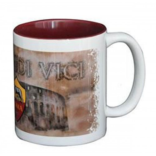"Tazza ""Veni Vidi Vici"" AS Roma"