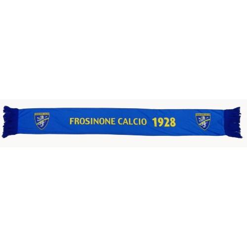 Sciarpa Raso Blu Frosinone Calcio