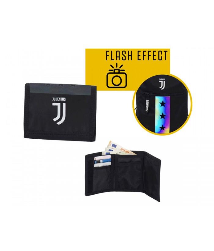 Portafoglio Velcro Juventus Seven