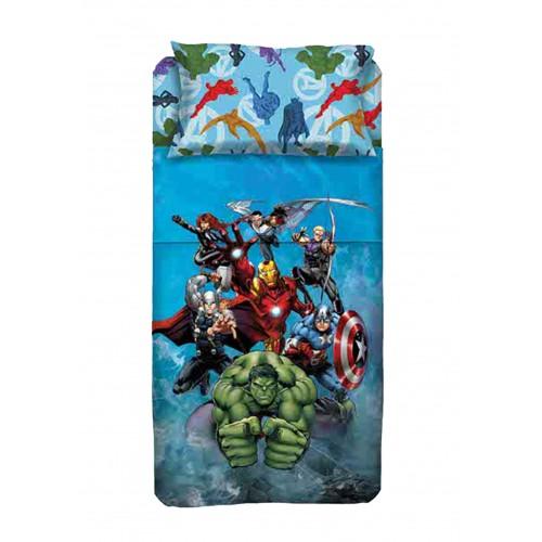 Parure Copripiumino Avengers