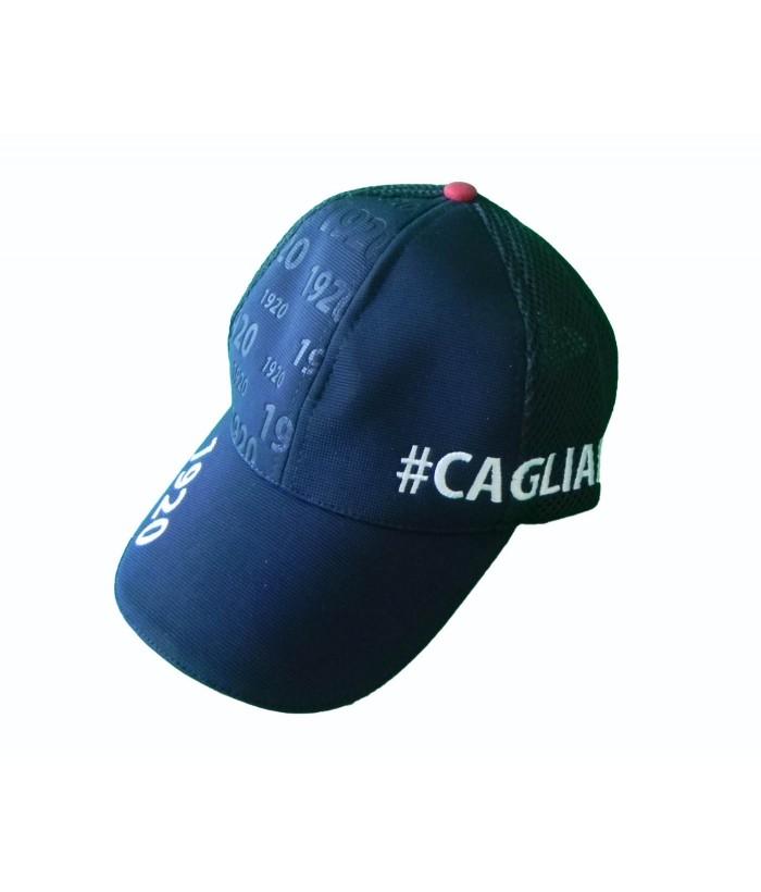 grande sconto di vendita ordine prezzo abbordabile Cappello Visiera Cagliari Calcio