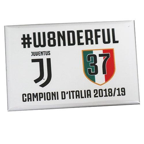 Magnete 37 Scudetto Juventus