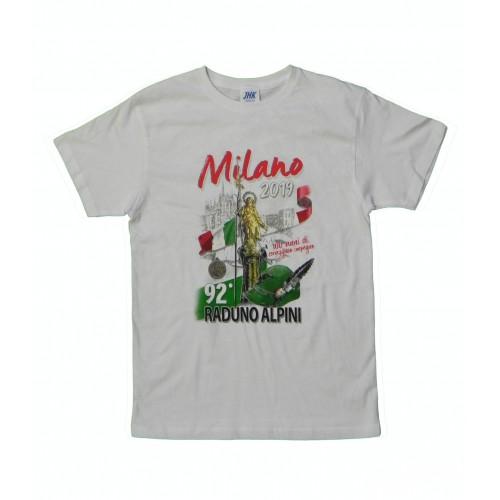 T-Shirt Raduno Alpini Milano 2019