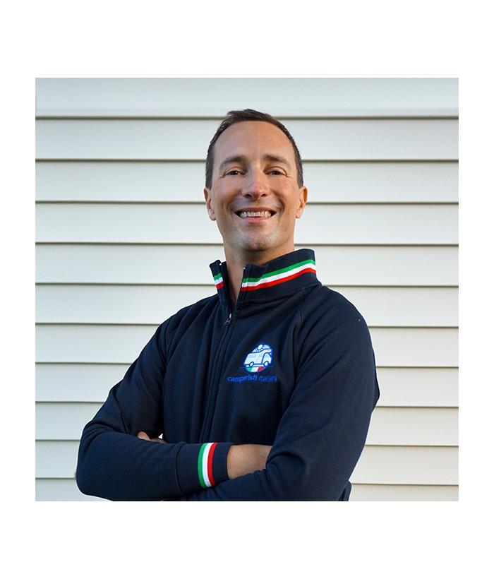 Felpa Uomo Camperisti Italiani