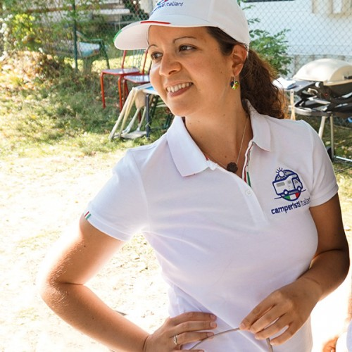 Polo Donna Camperisti Italiani