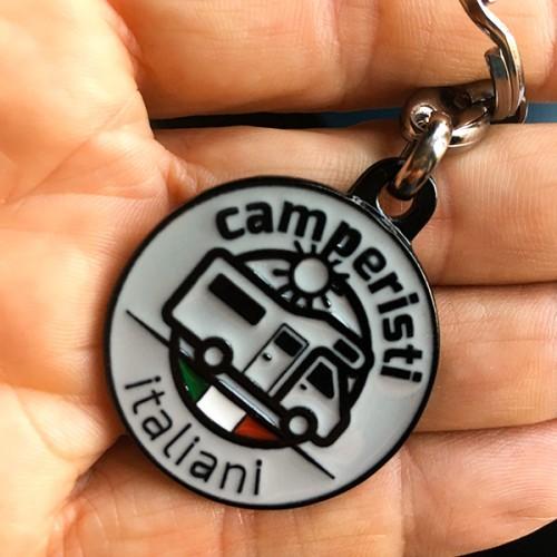 Portachiavi Camperisti Italiani