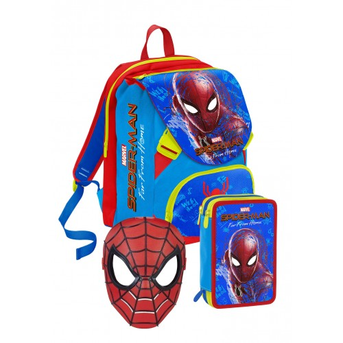 Schoolpack SpiderMan Seven