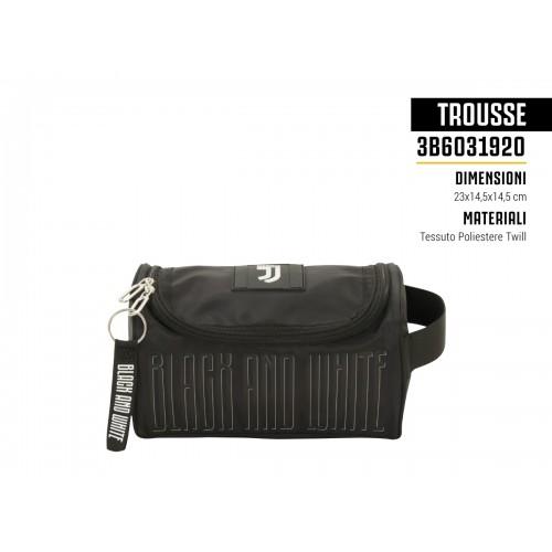 Trousse Black And White Juventus