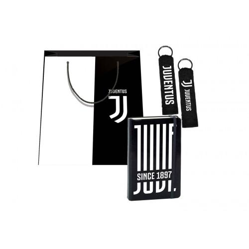 Set Regalo Agenda + Portachiavi Juventus