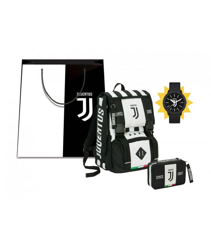 Set Regalo Schoolpack Juventus