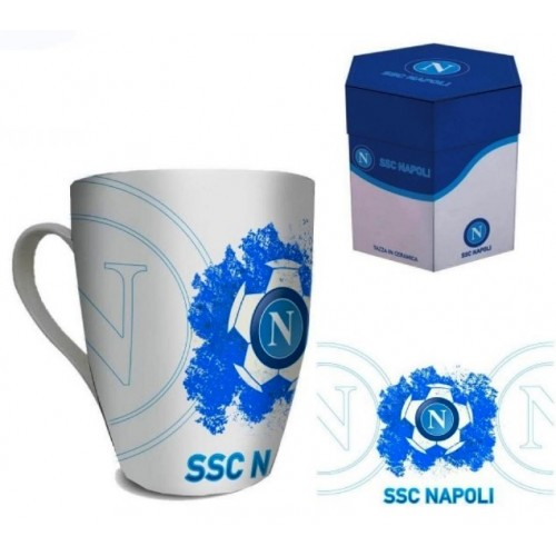 Tazza Bianca SSC Napoli