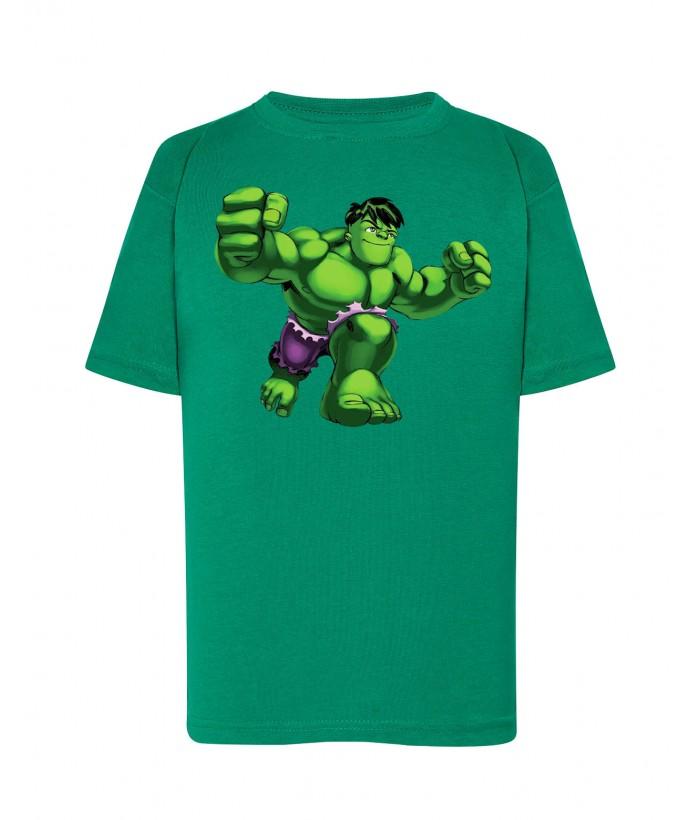 T-Shirt Hulk Bambino