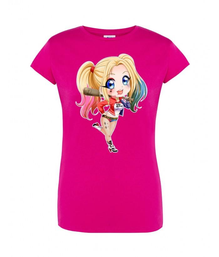 T-Shirt Harley Quinn Bambina