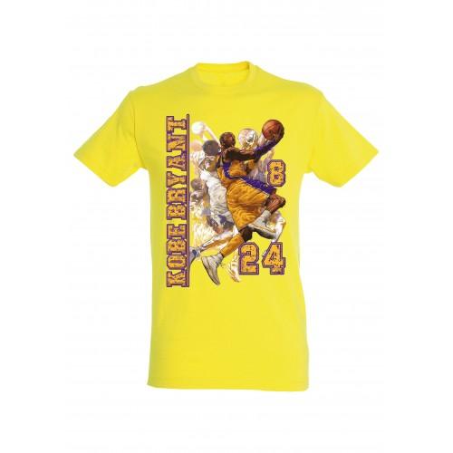 T-Shirt Kobe Bryant Tributo