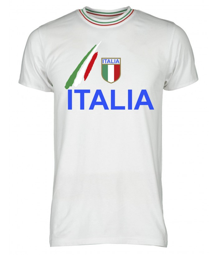 T-Shirt Bianca Italia