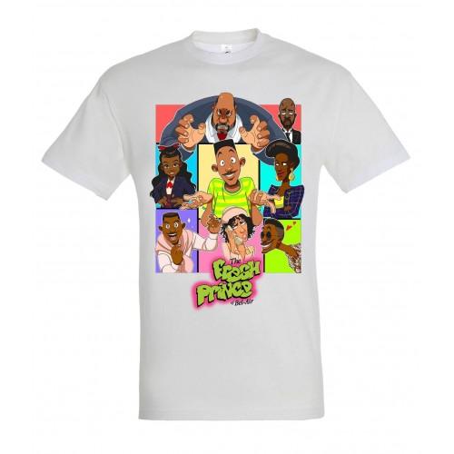 T-Shirt Willy,il Principe di Bel-Air