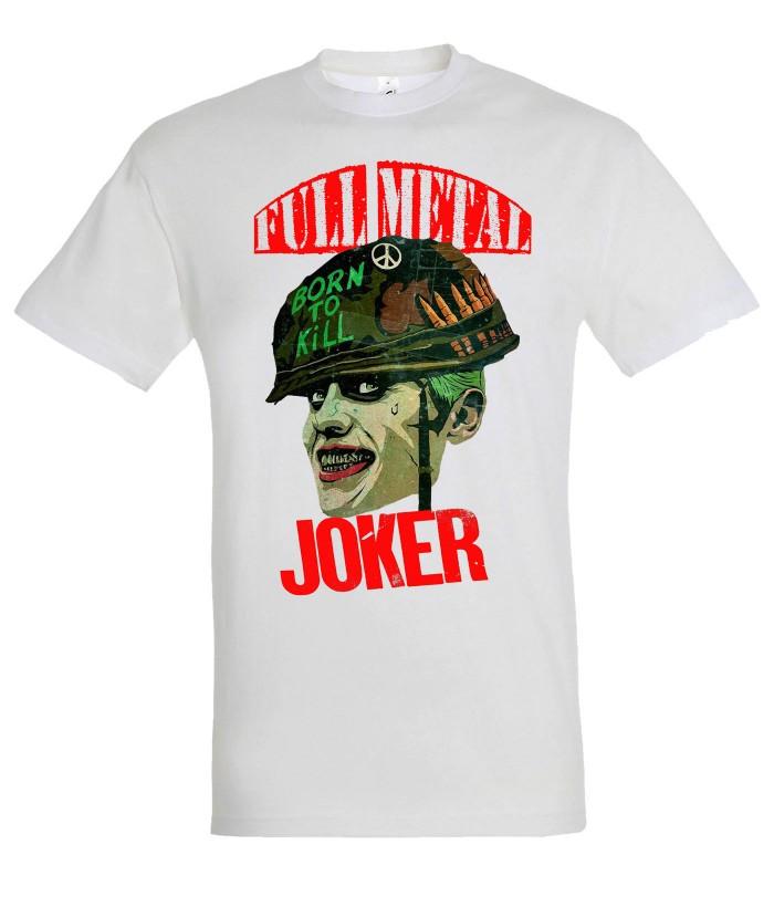 T-Shirt Full Metal Joker